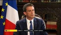 """Voyage à Berlin : Valls reconnaît """"une erreur de communication"""" mais """"aucune faute"""""""