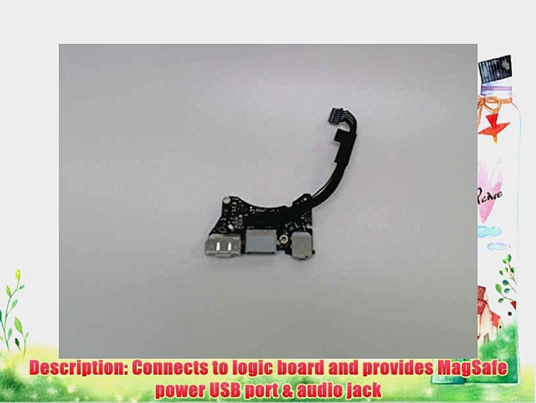 I/O USB Audio DC MagSafe Board MacBook Air 11 2010 A1370 820-2827-B