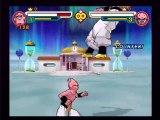 Super Buu VS Kid Buu