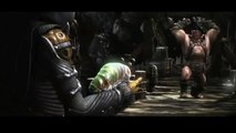 E3 2014 Trailers Mortal Kombat 10 Gameplay Trailer PS4Xbox One All fatality HD Mortal Kombat X