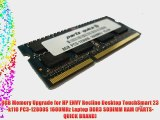 8GB Memory Upgrade for HP ENVY Recline Desktop TouchSmart 23-k110 PC3-12800S 1600MHz Laptop