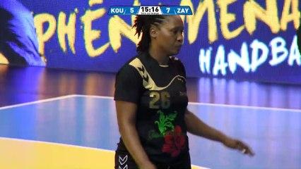 KOUROU / ZAYEN LA  finale Ultramarin Handball Féminin 2015