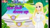 Fairy Princess Spa and Dress Up Fun Online Fashion Games for Girls Teens