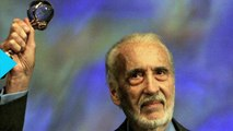The Late Christopher Lee Once Met Tolkien at an Oxford Pub