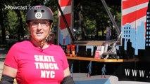 2 Rollerblade Tricks   Roller-Skate