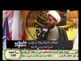 """رد الشيخ عدنان العرعور على ياسر الخبيث """"الحبيب"""""""