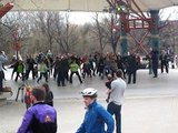 Flash Mob at The Forks in Winnipeg