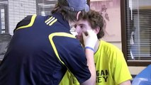 Lose Yourself in Athletic Training - University of Michigan - NATSC Contest Winners 2011
