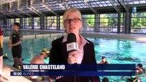 Reportage France 3 Alpes-Intégration d'un étudiant de médecine handi en plongée