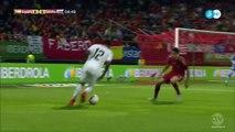 Johan Venegas Goal 0:1 | Spain vs Costa Rica 11.06.2015