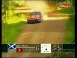 Rally Finland 2003 - Huge Markko Martin Jump