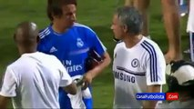 José Mourinho vs Real Madrid   Real Madrid 3x1 Chelsea International Champions Cup 2013