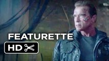 Terminator Genisys Featurette - Guardian (2015) - Arnold Schwarzenegger Action M_HD