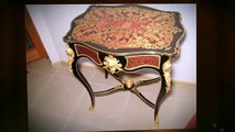 Professional Boulle restore, Boulle furniture