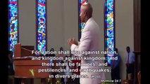 Pastor Joel E. Gregory Addresses Recent Current Events