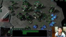 Dragon Warhound SCV All-in - Heart of the Swarm HOTS