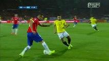 Alexis Sánchez Fantastic Chance | Chile vs Ecuador | Copa Ámerica 11.06.2015