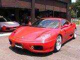 Ferrari F360 - lifting system, the altenate to air suspension