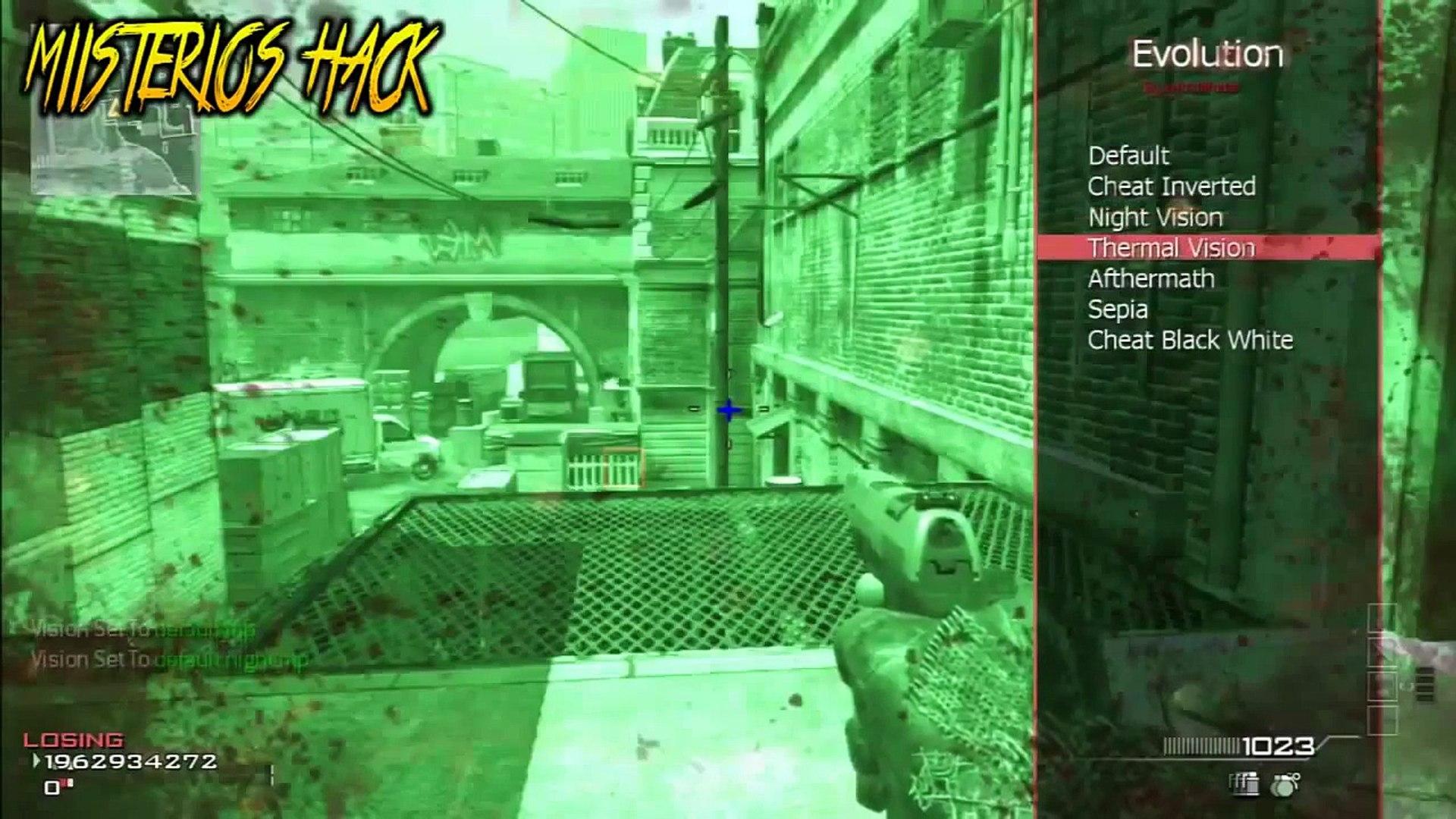 [PS3/XBOX/MW3] Modern Warfare 3 USB Mod Menu Evolution Free | PS3+XBOX |  1 24
