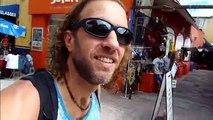Yucatan, Mexico: Tour from my $30 room to the Caribbean Sea (Playa del Carmen)