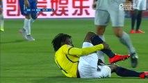 Matias Fernández red card | Chile vs Ecuador | Copa América 11.06.2015