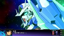 Super Robot Wars Z3 | 00 Qan [T] All Attacks Japanese Robot Fight Animation