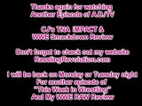 WWE Smackdown Review 4/22/11 & TNA iMPACT Review 4/21/11 A.D./TV
