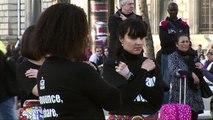 PARIS: Journée Internationale de la Femme (08 Mars 2014)