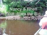 Two Hearted River Canoe Trip, Upper Peninsula, Michigan