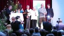 Preisverleihung Heinz Sielmann Filmpreis 2012 beim green screen Festival in Eckernförde