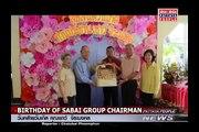 BIRTHDAY OF SABAI GROUP CHAIRMAN 【PATTAYA PEOPLE MEDIA GROUP】 PATTAYA PEOPLE MEDIA GROUP