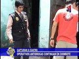 Canal31 - Operativos antidrogas continúan en Chimbote