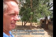 Water Filtration Using Plant Xylem TEST 1 Fails in Africa