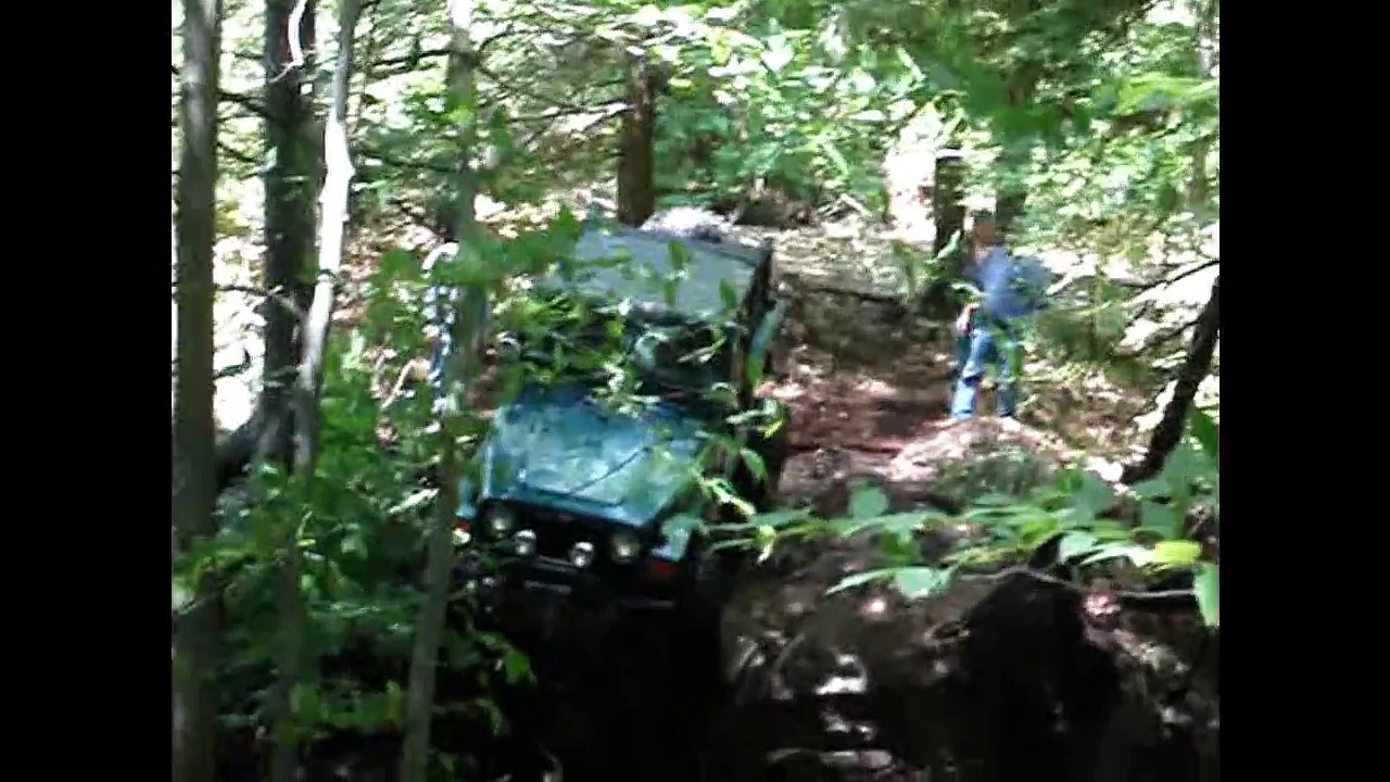 Jeep rollovers
