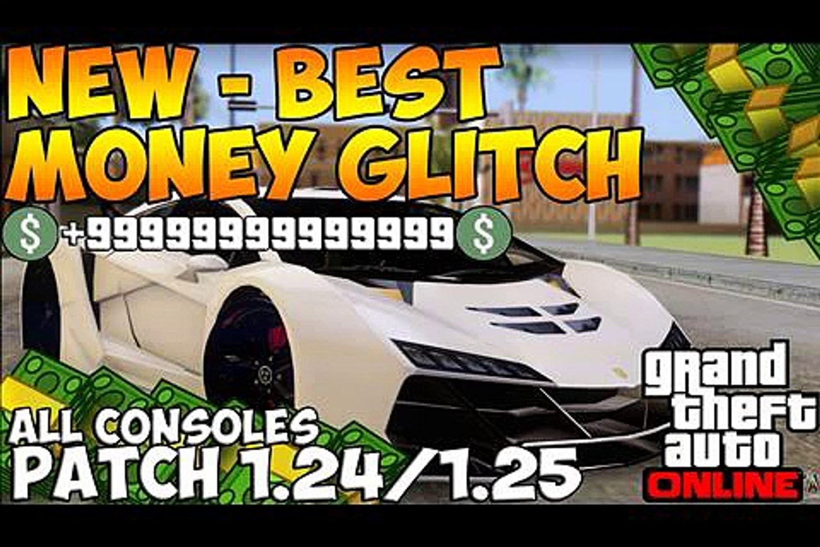 GTA 5 Online - How to DUPLICATE CARS / MONEY GLITCH !! TUTORIAL! (AFTER  PATCH 1 9!!!)