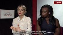 Orange is the new black, saison 3 - Interview de Taylor Schilling