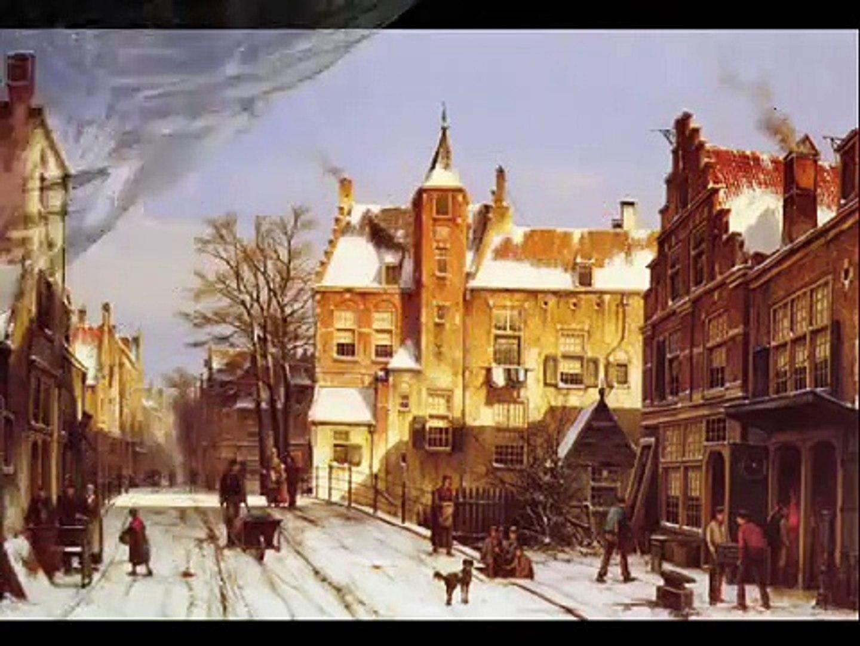 Merry Christmas (christmas paintings)