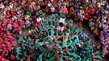 Castellers de Vilafranca - Resum de la temporada 2012
