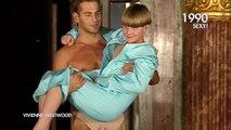 La mode des années 90 par Loïc Prigent #Sexy
