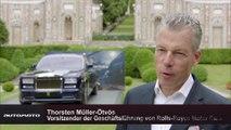 Concorso D'Eleganza Villa D'Este 2015 - Thorsten Müller-Ötvös CEO von Rolls-Royce Motor Cars