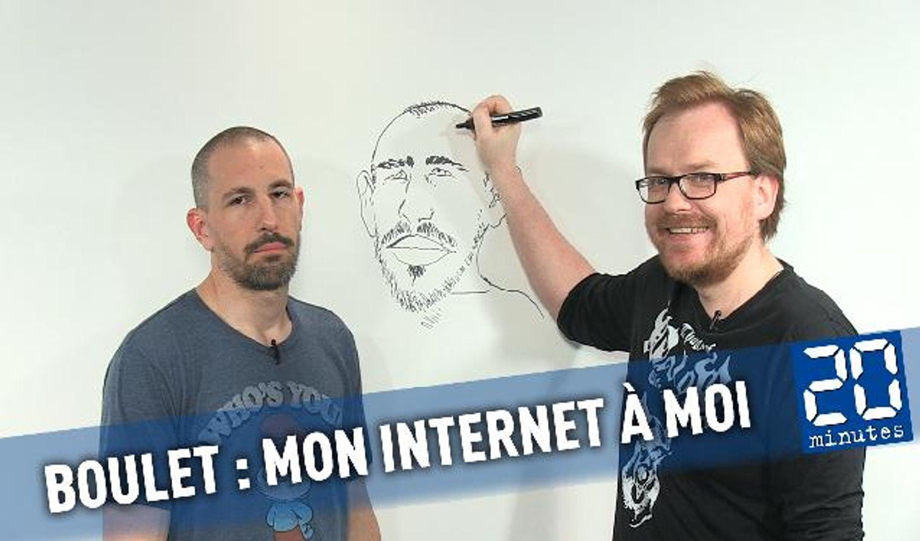 Mon internet à moi: Boulet