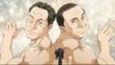 Nicolas Sarkozy et Silvio Berlusconi en couple dans un anime japonais