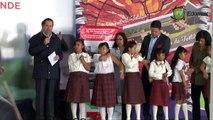 Inicia vacunación contra el Virus del Papiloma Humano en el Estado de México