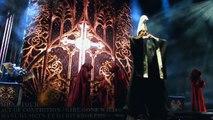 Madonna intro + Girl Gone Wild NEW VERSION) MDNA Tour EUROPE Bluray