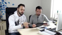 Nietypowy unboxing Sony Xperia Z4 tablet i Xperia Z3+