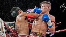Kick Boks Accident in Boxing