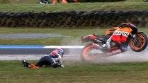 Moto GP Extreme Crash