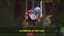 Plus gros accidents de moto sur la course la plus rapide du monde  Isle of Man - TT race