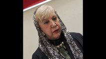 Iran's National Poet Speaks Out On Recent Events In Her Country