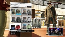 Changing Clothes in Watch Dogs  IGN Live Gameplay